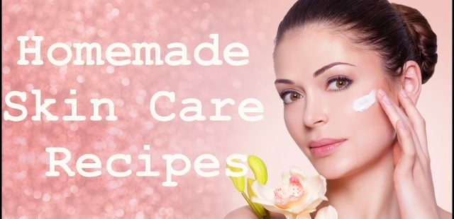Homemade Skin Care Recipes – Anti Aging Skin Care Tips