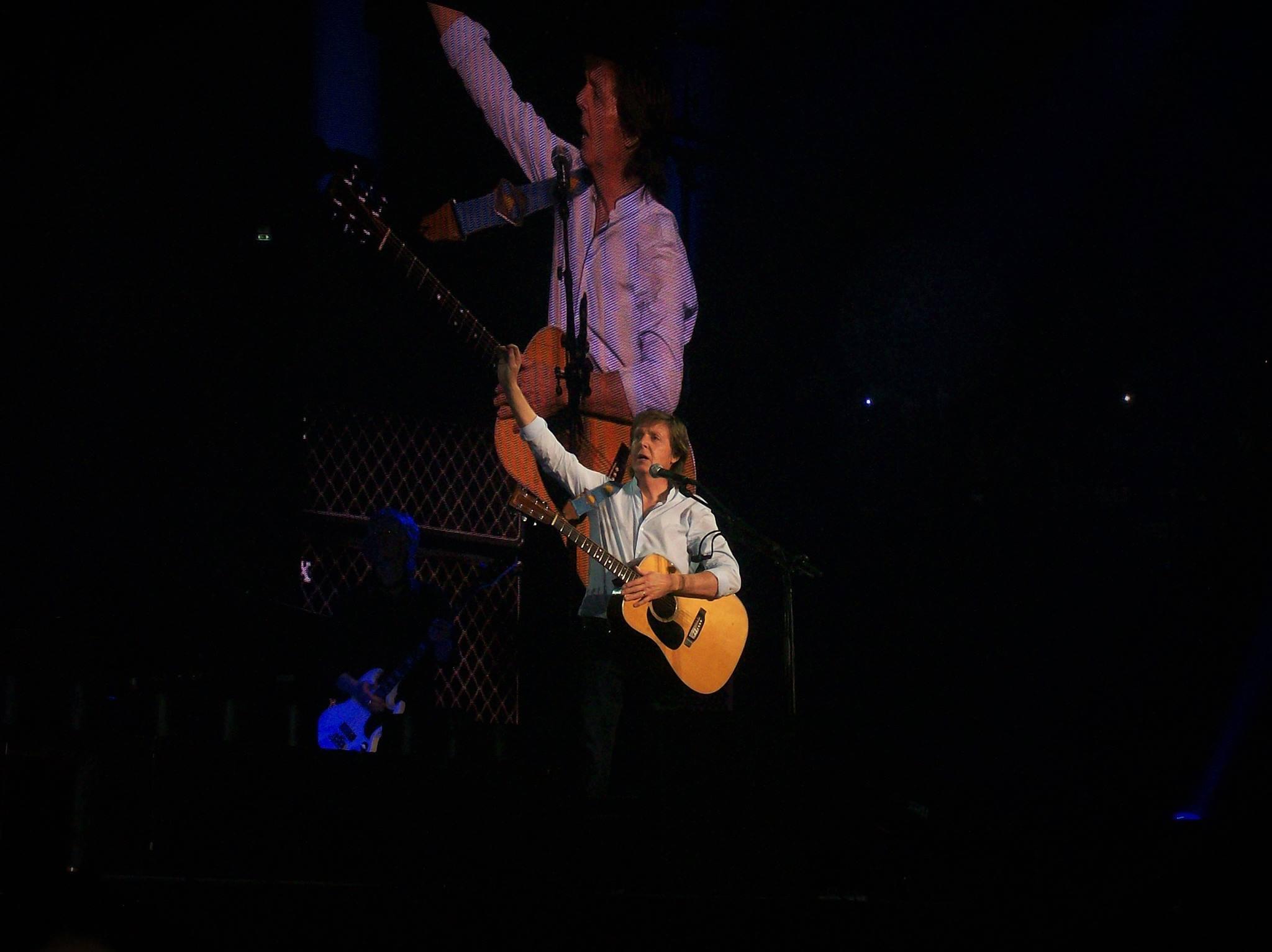 Paul McCartney - Acoustique 1