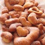 Frittelle di san valentino