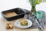 Polpettone alla ligure fagiolini e patate