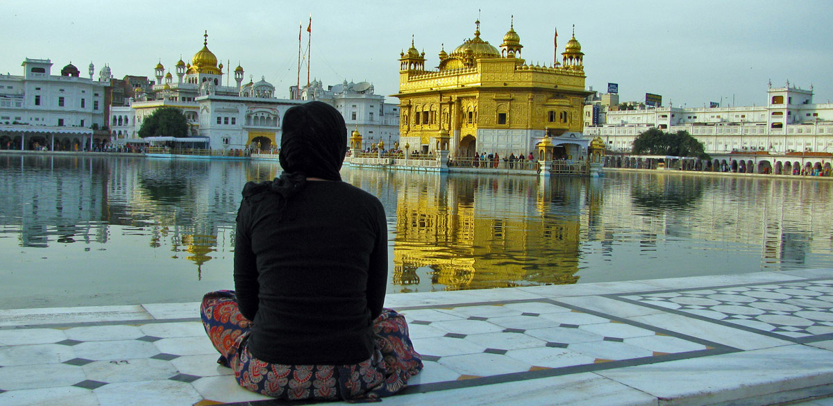 The Golden Temple; the real jewel in India's crown
