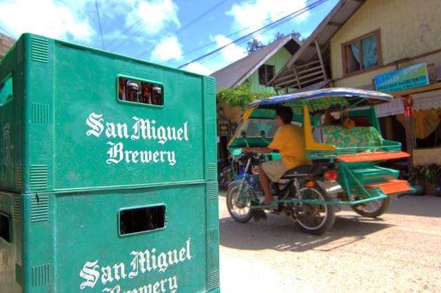 San Miguel brewery, the Philippines