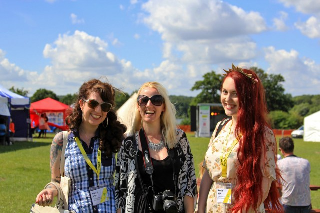 Photo walk at BlogStock