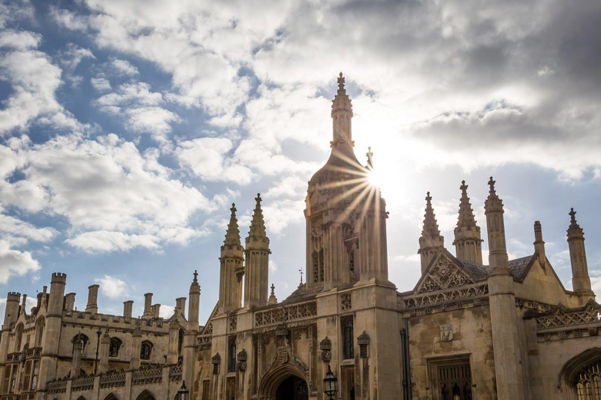 King's College, one of the most famous colleges not just in Cambridge, but the world