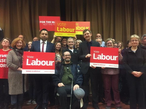 Macclesfield Constituency selects Neil Puttick as ...
