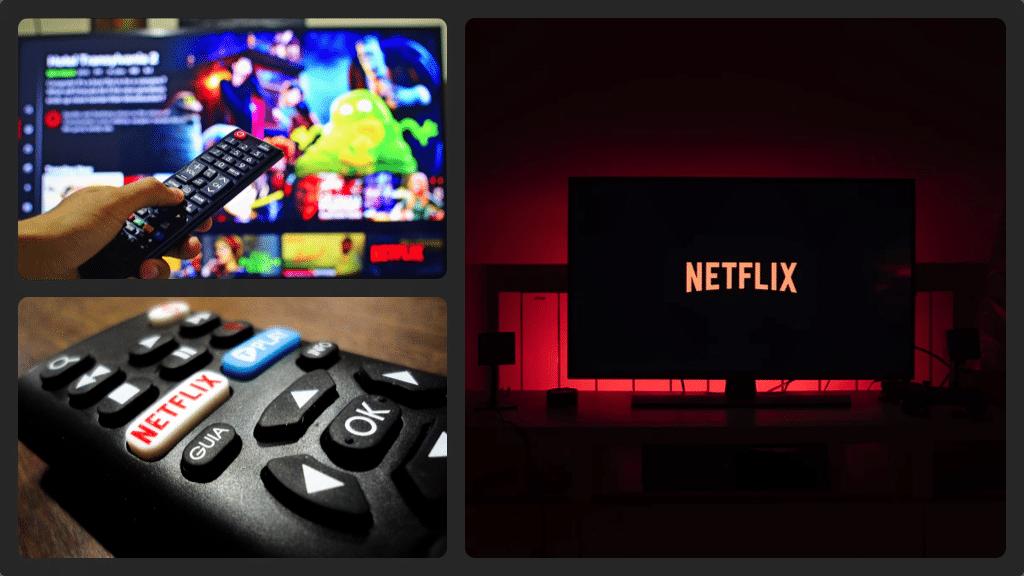 Netflix collage 2