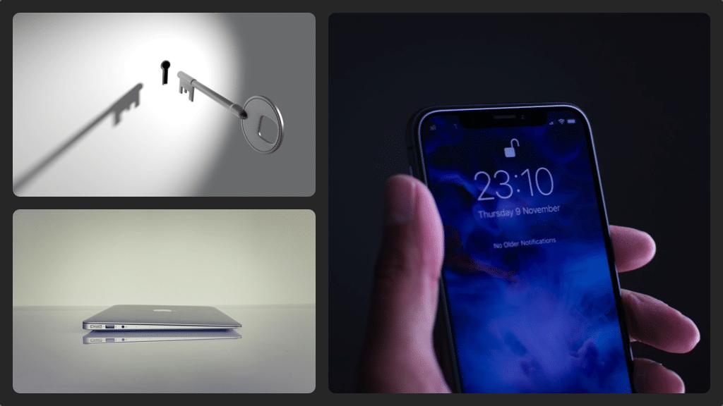 Unlock ID collage 1