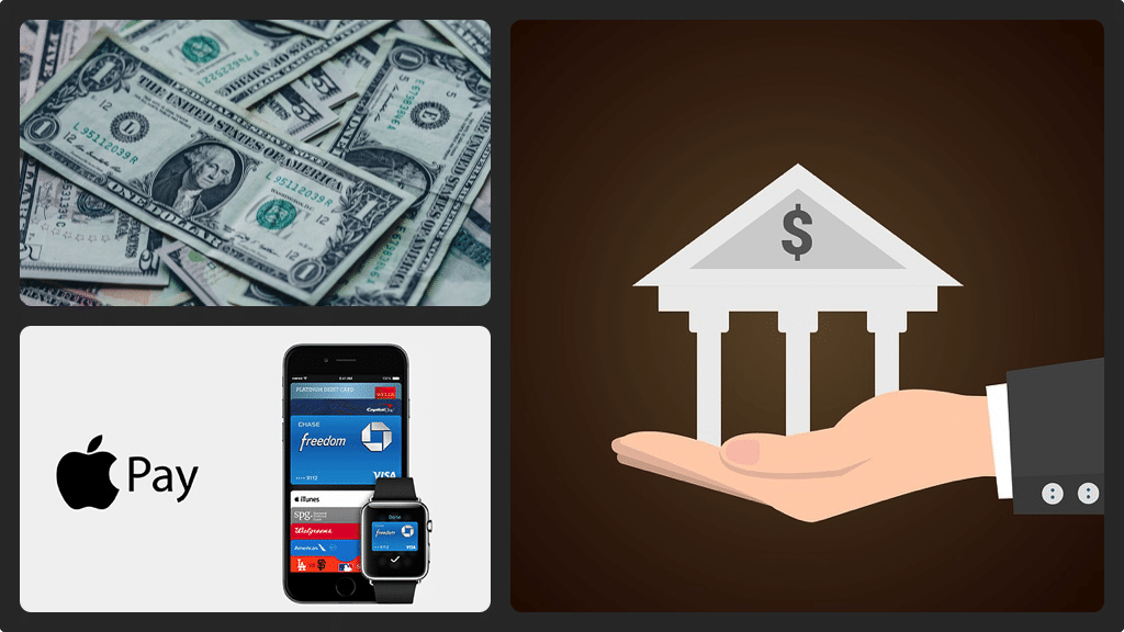 Add Apple Pay Cash to your Bank