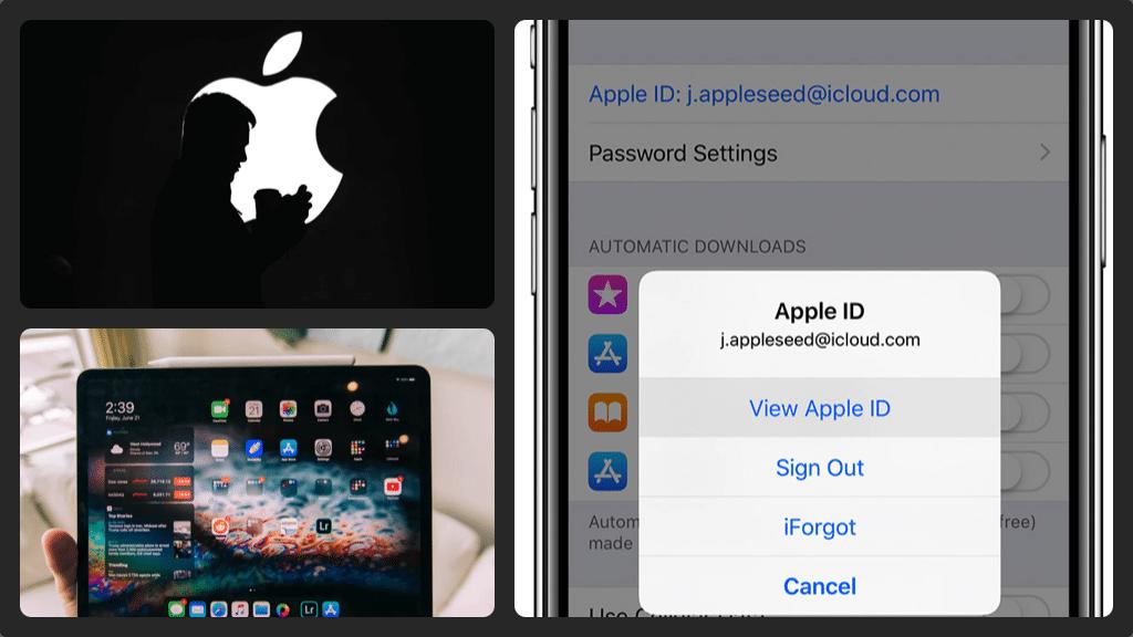 Apple ID Collage 2