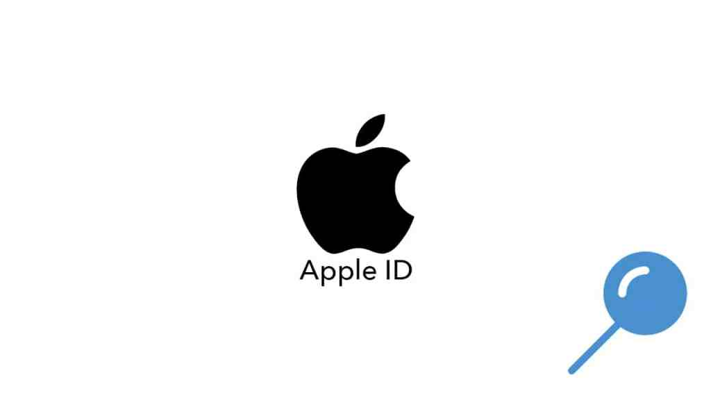 Finding your Apple ID is easy