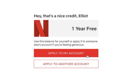 Redeemed Netflix