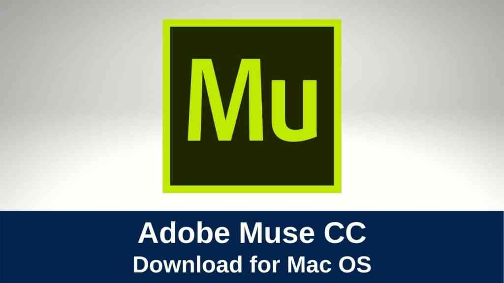 download adobe muse cc
