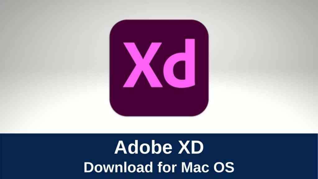 Adobe XD CC for Mac