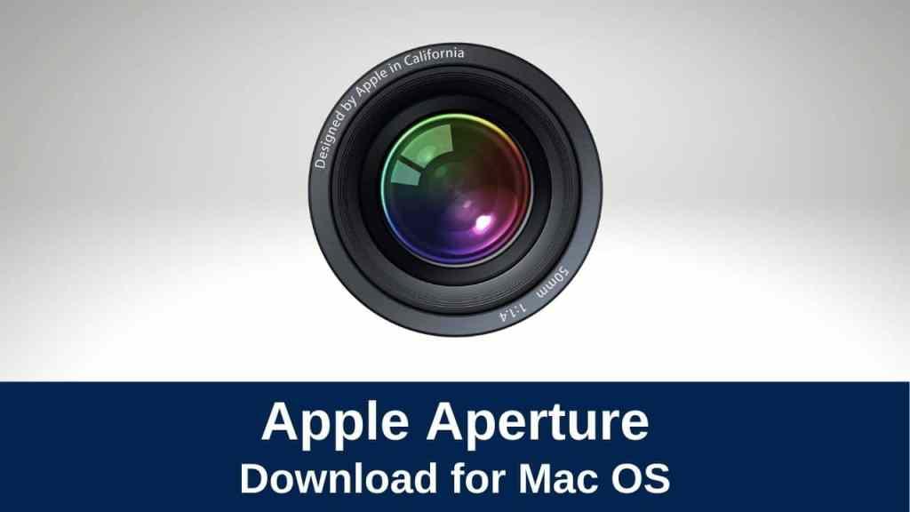 apple aperture