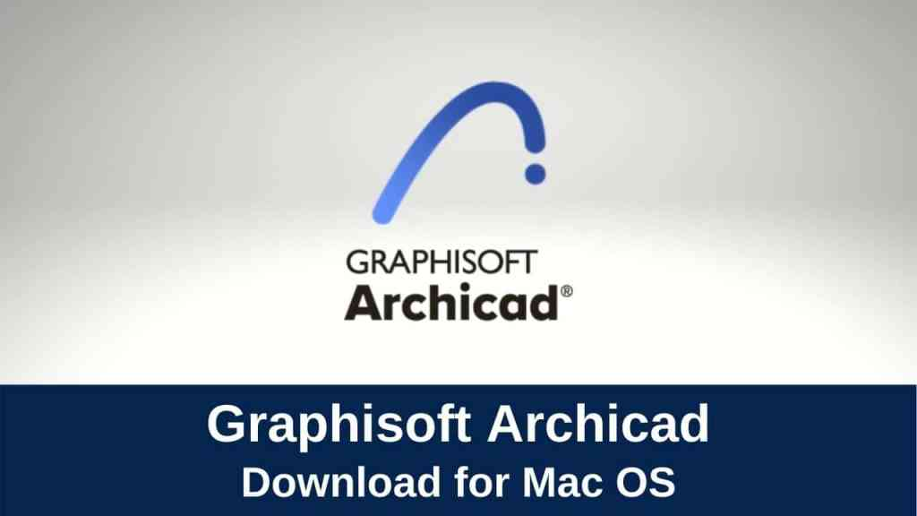 download graphisoft archicad