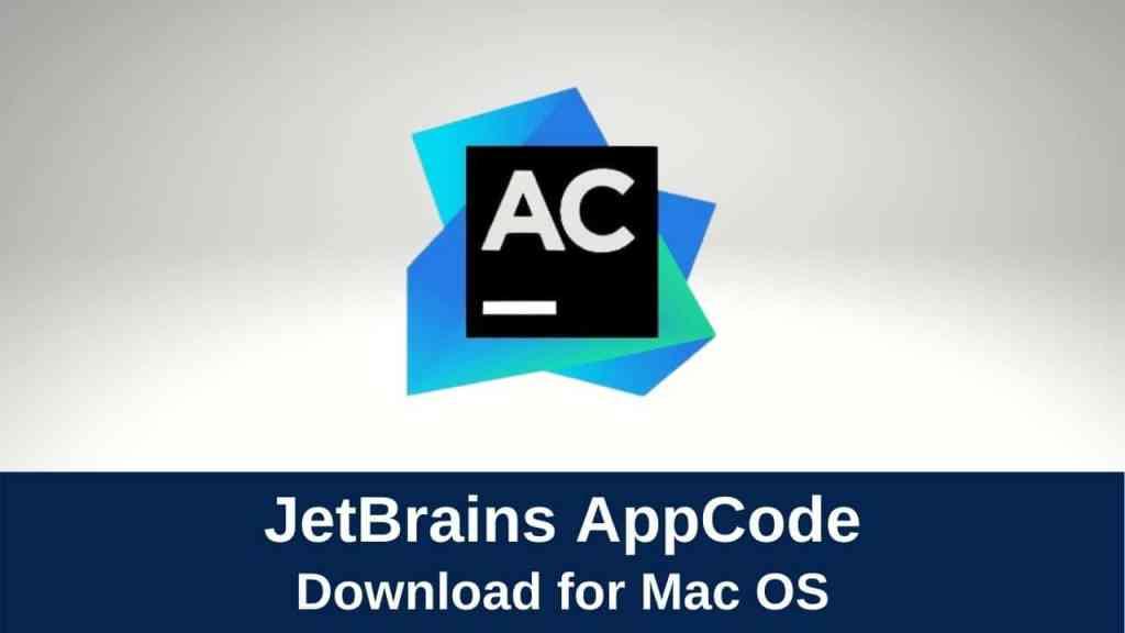download jetbrains appcode