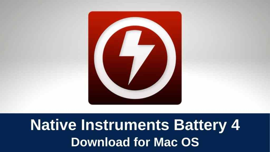 download battery 4 for mac