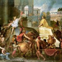 Μέγας Αλέξανδρος – η Αραβική εκστρατεία (323 π.Χ)