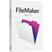 FileMaker FileMaker Pro 11 (Single-User License)
