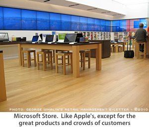 Microsoft's fake Apple Retail Store
