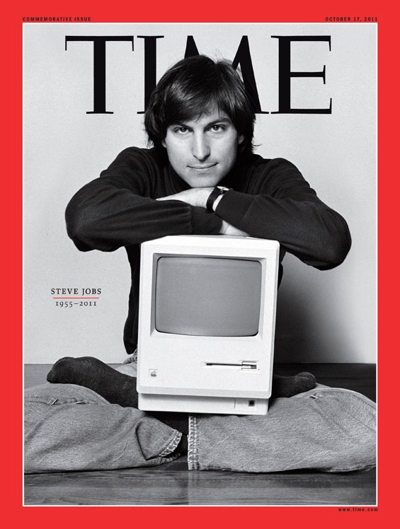 Time Magazine, October 17, 2011, Steve Jobs
