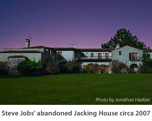 Steve Jobs' Jackling House