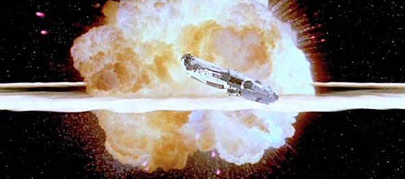 Buh-bye Death Star!