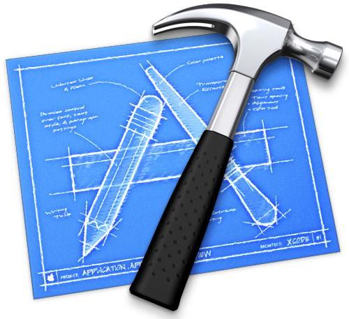 Apple's Xcode icon