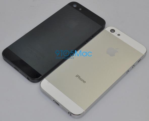 iPhone (2012) metal back photo