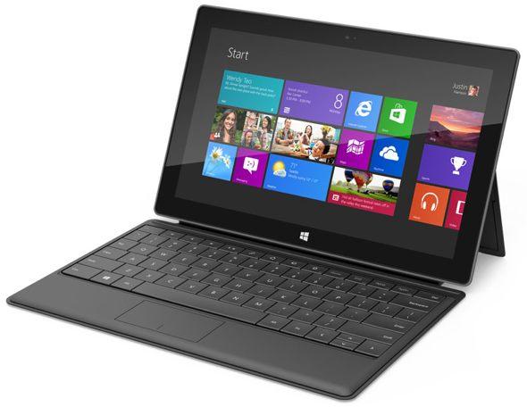 "Microsoft ""'Surface"" tablet iPad wannabe"