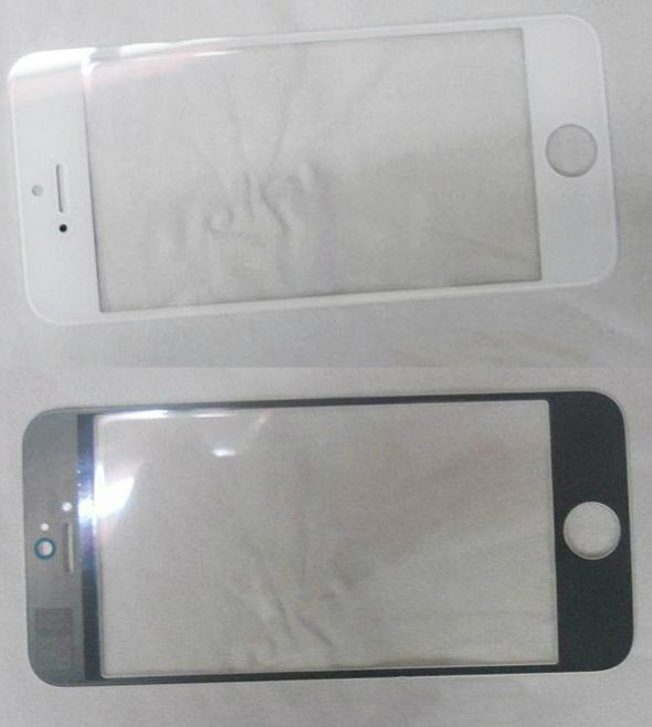 Purported next-gen iPhone front panel has centered FaceTime camera
