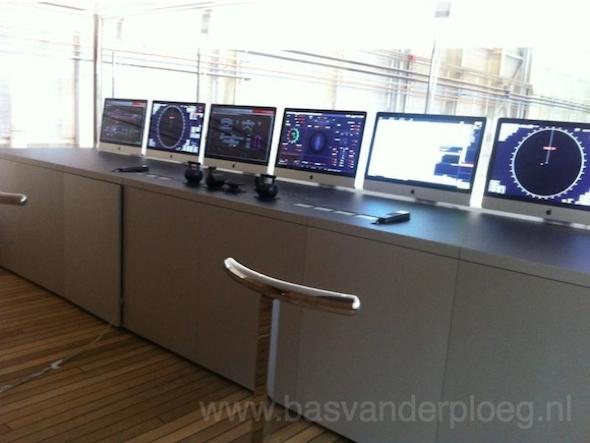 Steve Jobs' family yacht