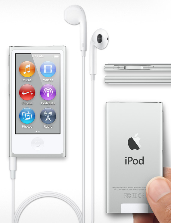 Apple iPod nano (7th gen.)