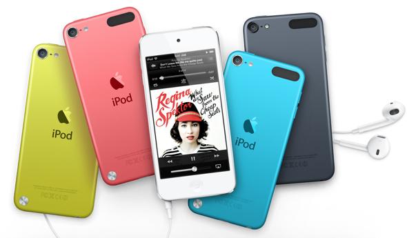 Apple iPod touch (5th gen.)