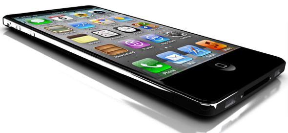 iPhone Liquidmetal - Yanko Design