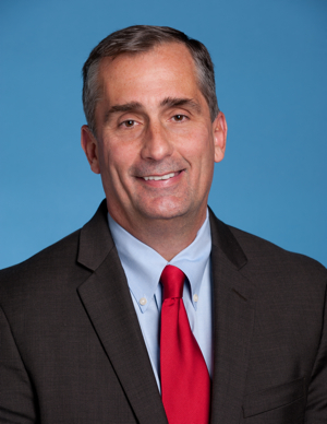 New Intel CEO Brian Krzanich