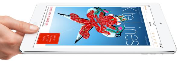 Apple's all-new iPad Air