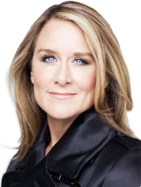 Angela Ahrendts, Apple's Senior Vice President Retail and Online Stores