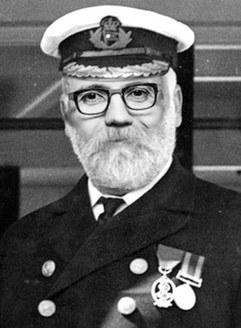 S.S. Microtanic Captain Satya Nadella