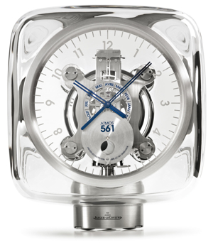 Jaeger-LeCoultre Atmos 561 clock by Marc Newson