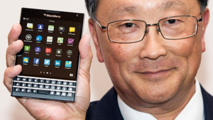 John Chen and his Passport to nowhere