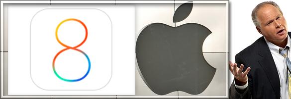 Rush Limbaugh - iOS 8.0.1