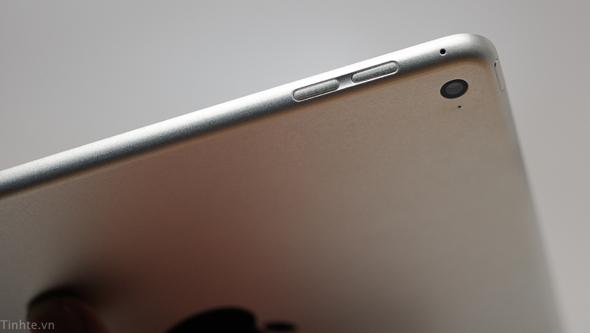 iPad Air 2 leaked photo via Tinhte.vn