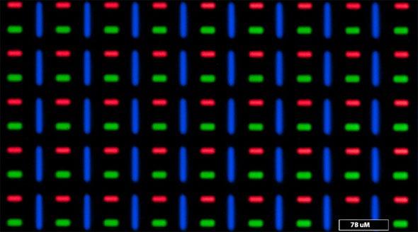 Apple Watch pixels (phot0: Bryan William Jones)