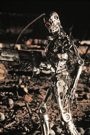 Cyberdyne Systems Model 101 Series 800 Terminator