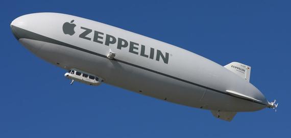 Apple Zeppelin®