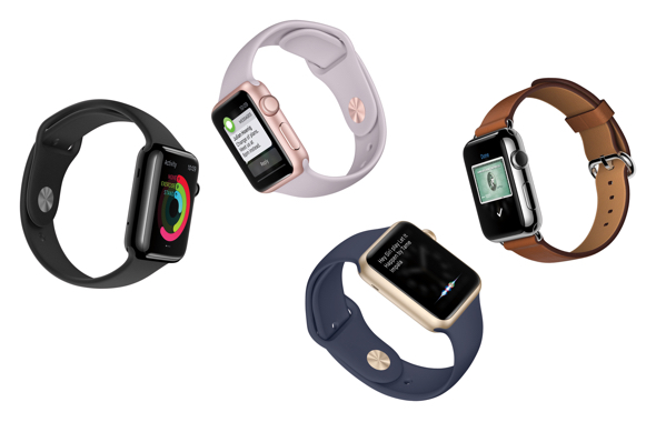 Apple's newest Apple Watch Sport models
