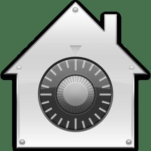 Apple Filevault icon