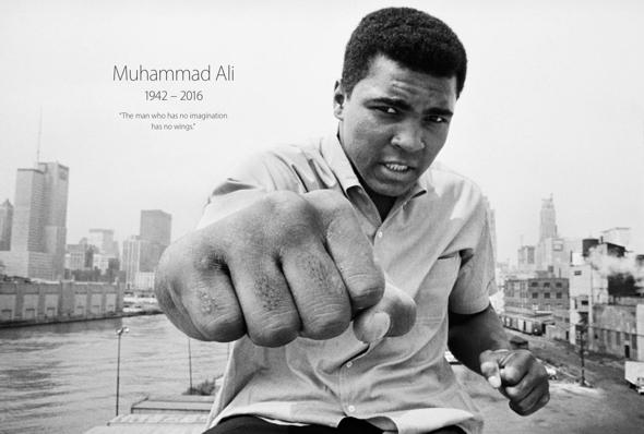 Muhammad Ali, The Greatest of All Time