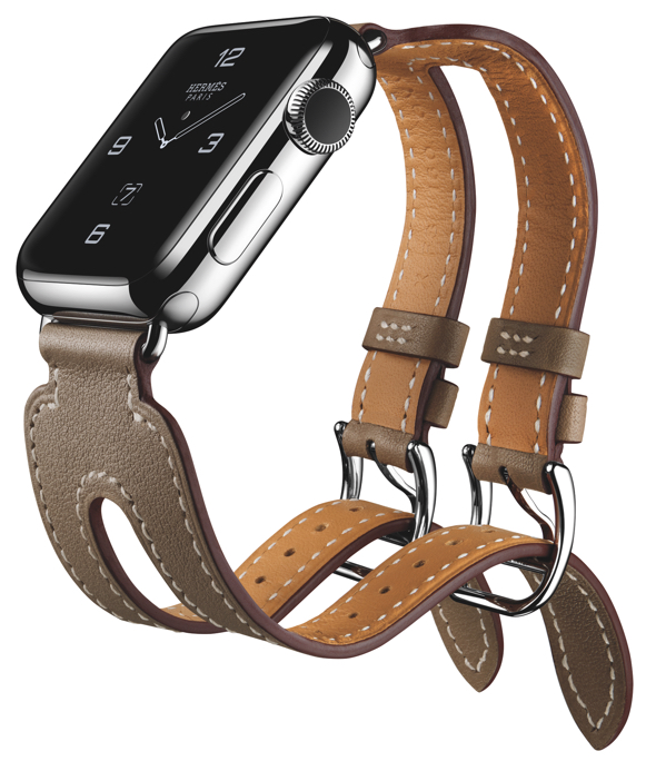 Apple Watch Hermès Series 2 Double Buckle Cuff